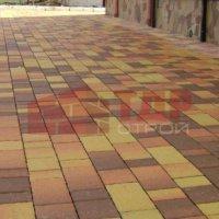 Тротуарная плитка Colormix